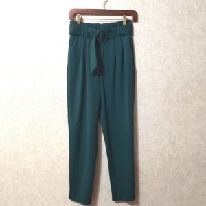 Zara Pants - Zara High Waisted Trousers!